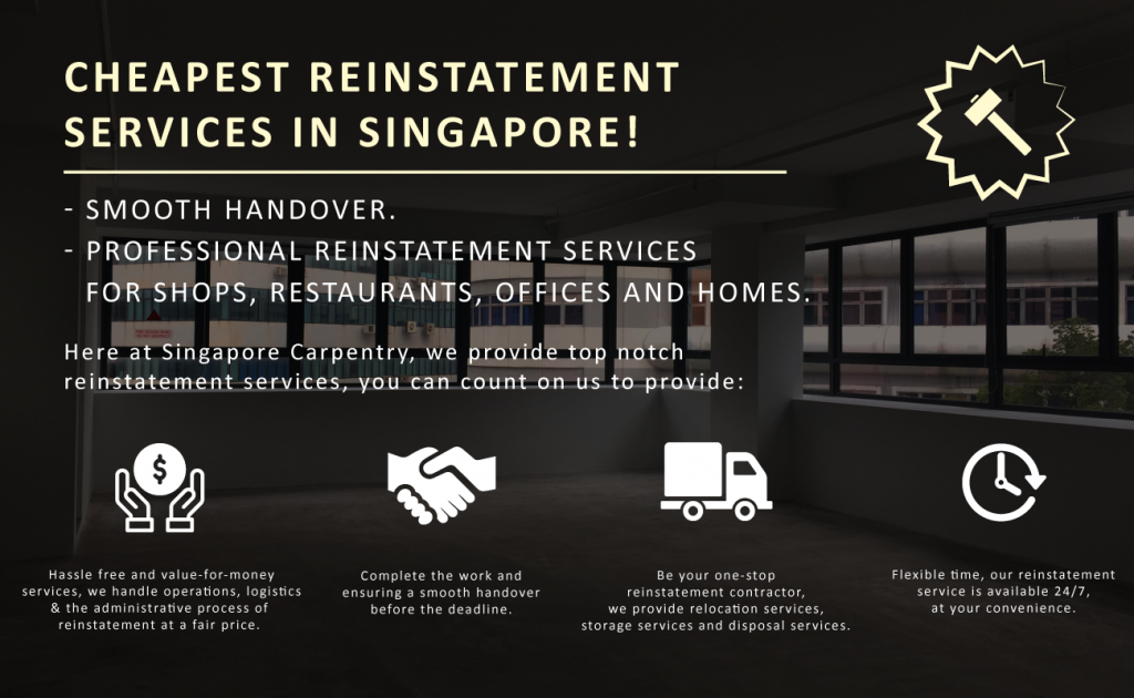reinstatement services singapore