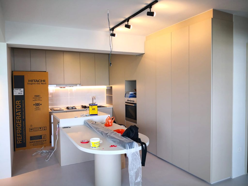 HDB Renovation and Carpentry in Singapore
