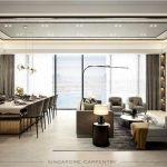 Elegant and Modern Interior @ 808 Thomson Road