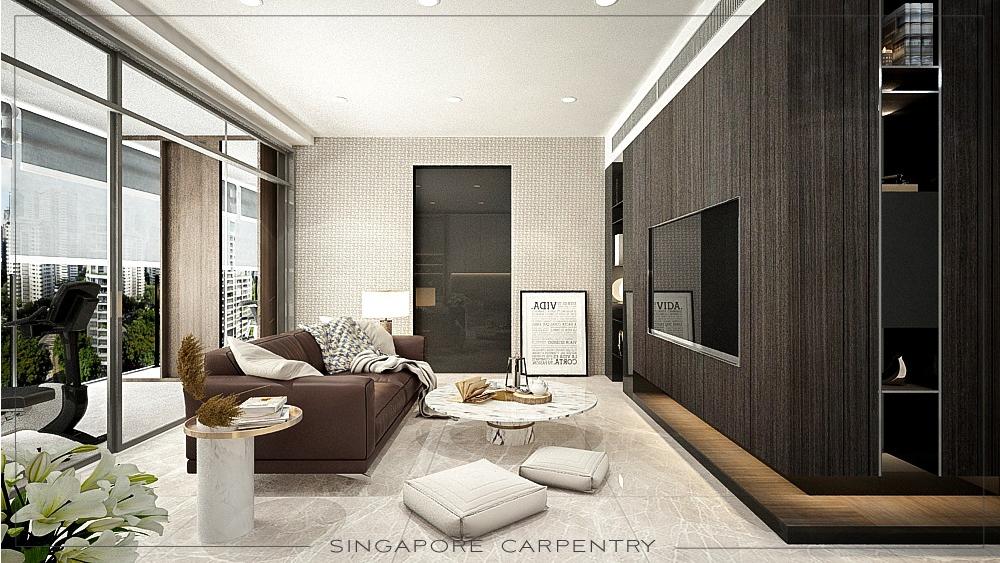 the laurels condominium interior design