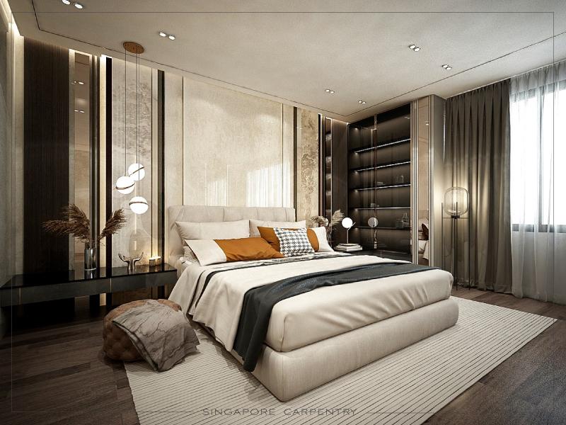 luxury condominium interior design cairnhill plaza