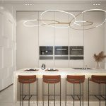 6 Modern Wet & Dry Kitchen Interior Designs